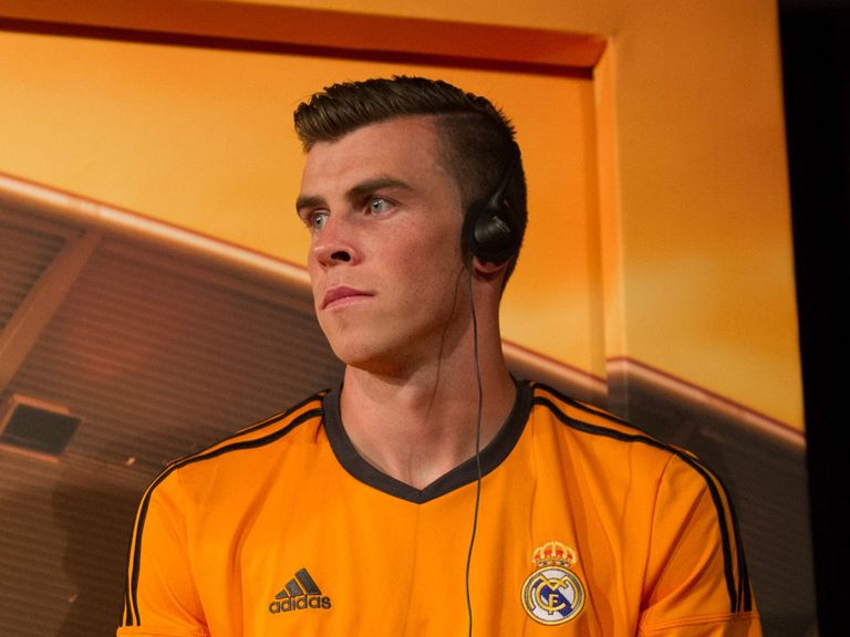 Gareth Bale: Could make his Real Madrid debut this weekend