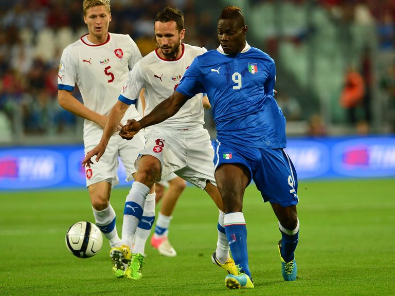 Mario Balotelli: Has great faith in Italy's World Cup bid