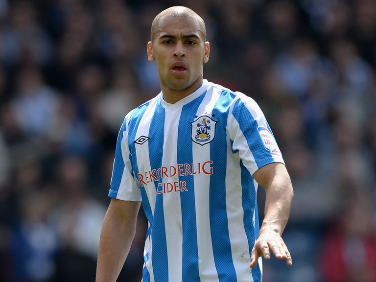 James Vaughan: Staying put at Huddersfield