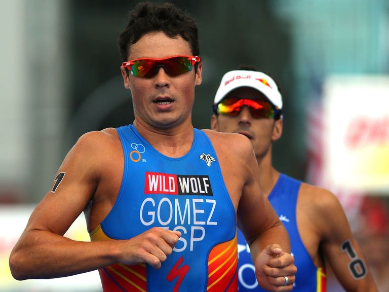 Javier Gomez: World triathlon champion