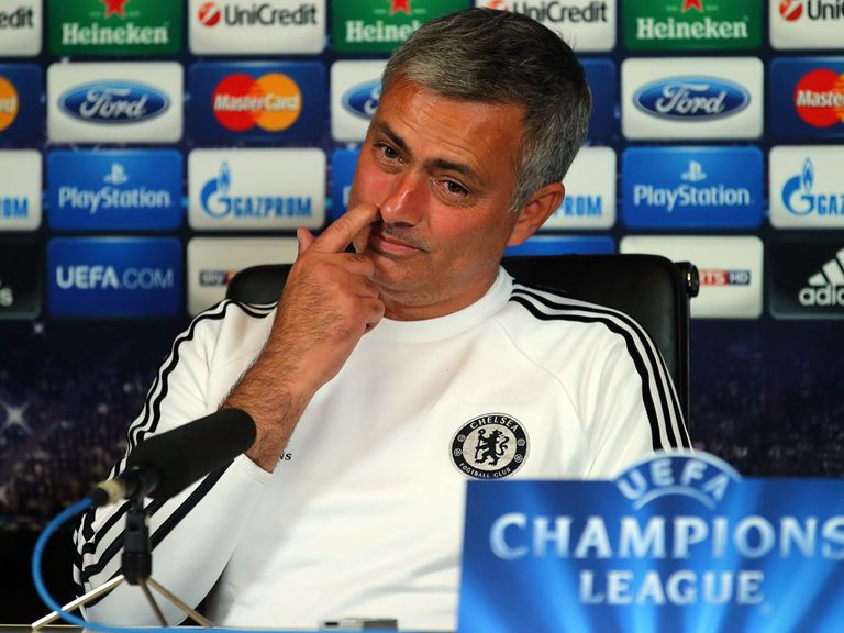 Mourinho: After a third win in the Champions League
