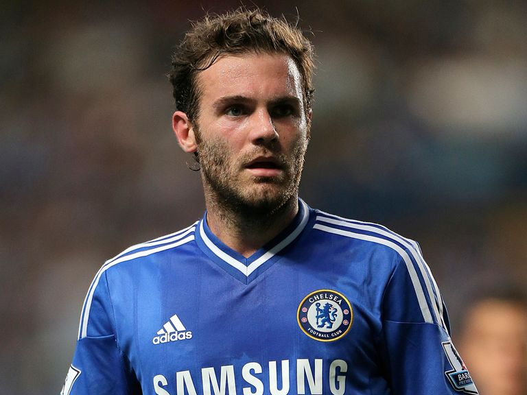 Juan Mata: 'Feeling good' ahead of Basel match