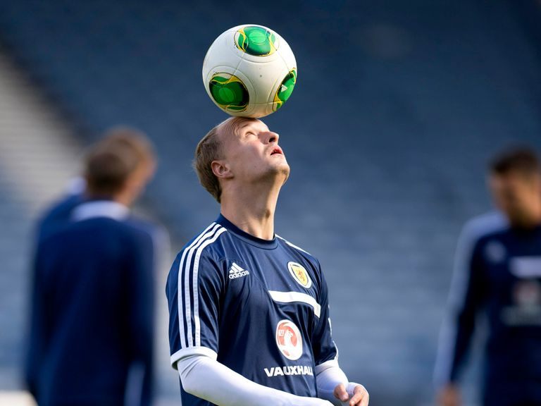Leigh Griffiths: Can help Scotland get on the scoresheet in Macedonia