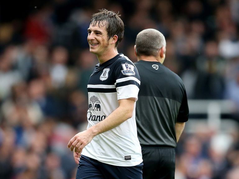 Baines: Among Everton big guns who will return against Newcastle