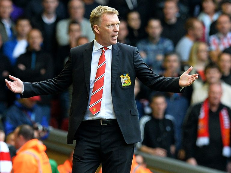 David Moyes: Pleased with Marouane Fellaini signing