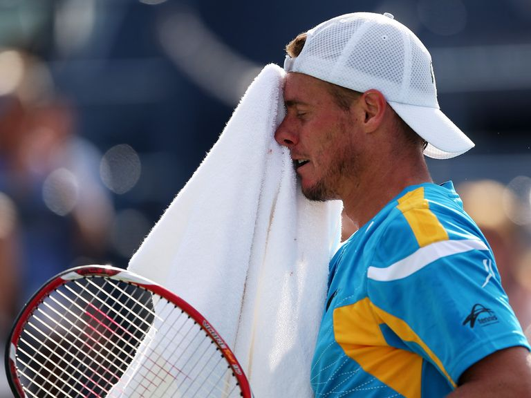 Lleyton Hewitt: US Open run over