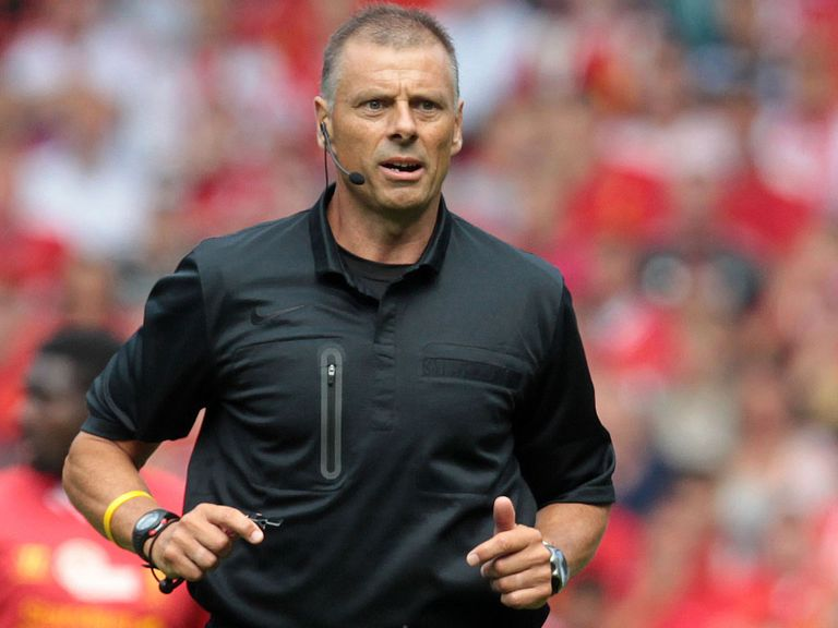 Mark Halsey: Several refs not up to standard