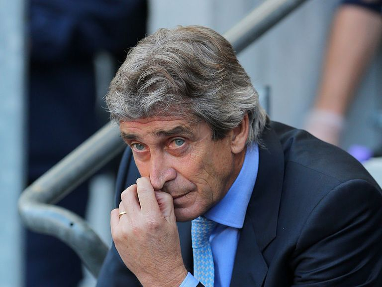 Manuel Pellegrini: Seeking concentration from City on Wednesday