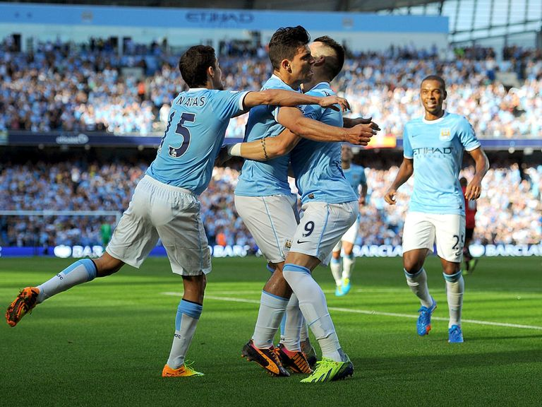 Sergio Aguero: Has lauded City's togetherness