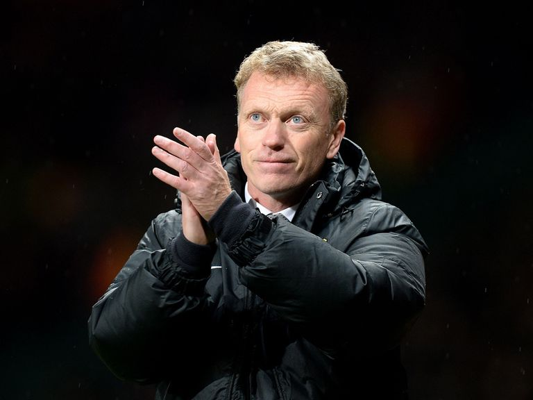 Moyes: Long-term transfer strategy