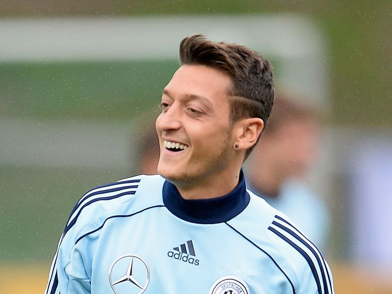 Mesut Ozil: Has been forced to defend himself