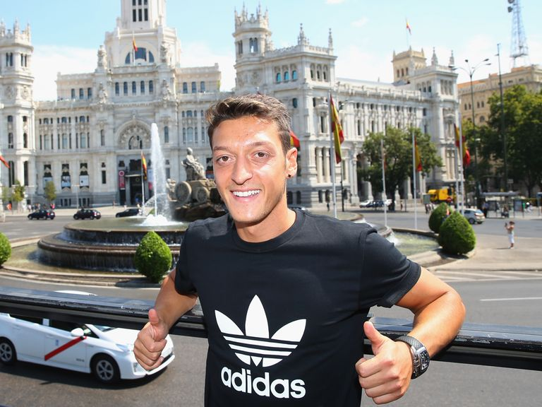 Mesut Ozil: Perfect man to assist your Sky Sports Fantasy Football side?