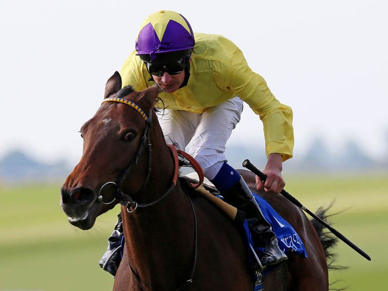 My Titania: 1000 Guineas hopeful