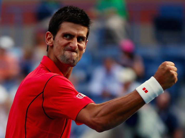 Novak Djokovic: Won 6-3 6-0 6-0