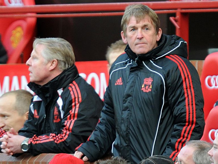 Dalglish: New role at Liverpool
