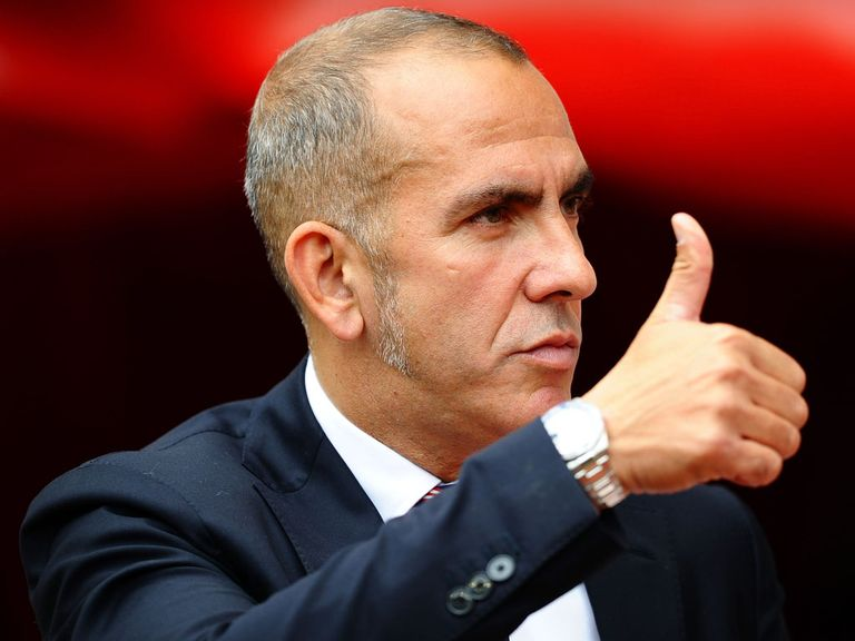 Paolo Di Canio is interested in the Celtic vacancy, according to his agent
