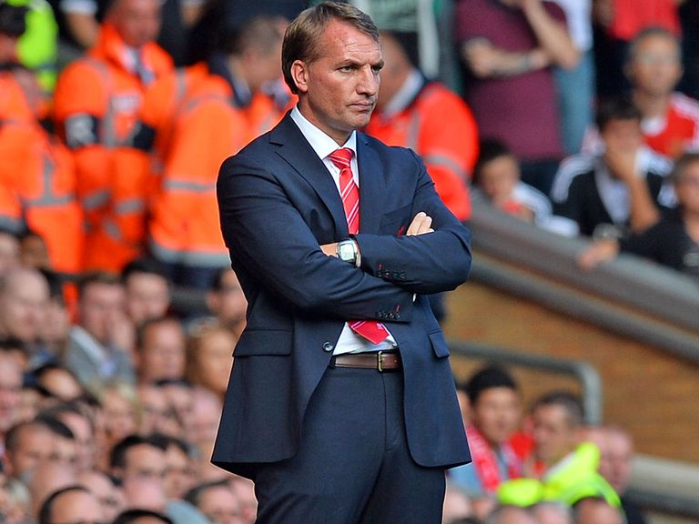 Brendan Rodgers: Stands by his decisions at Liverpool