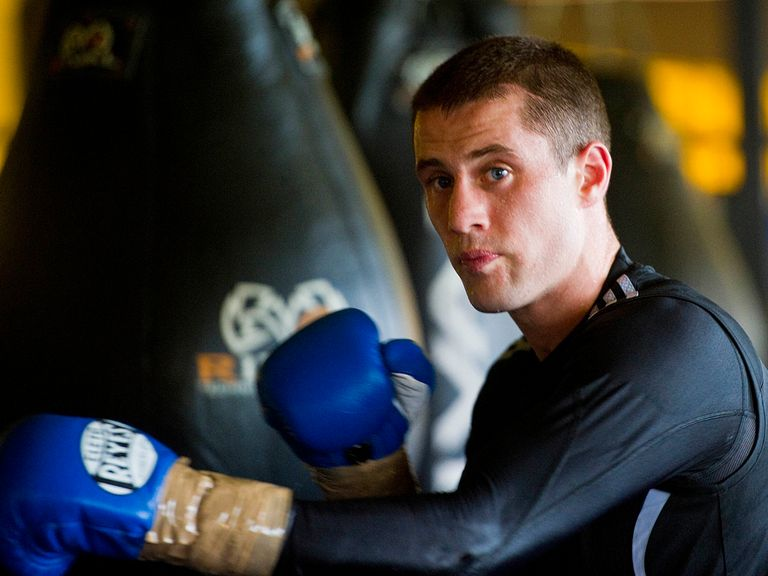 Ricky Burns: Training has come first