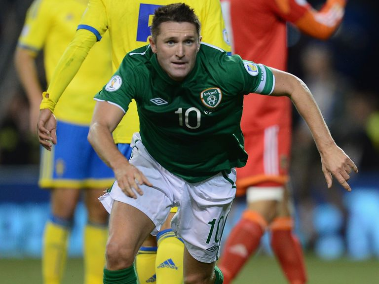 Robbie Keane: Says a lack of Plan B isn't Trapattoni's fault