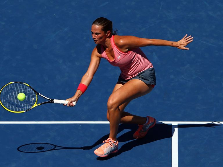 Roberta Vinci: Will be hoping to make an impact in Melbourne