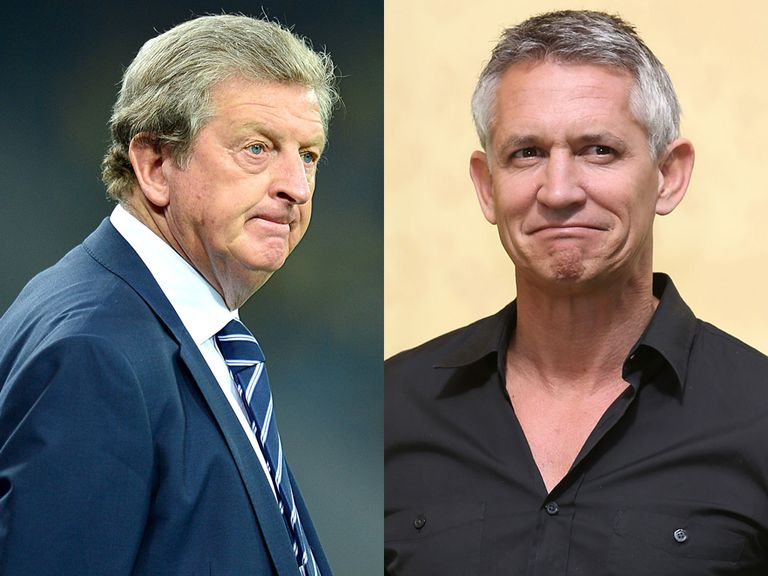 The Roy Hodgson v Gary Lineker row continues.