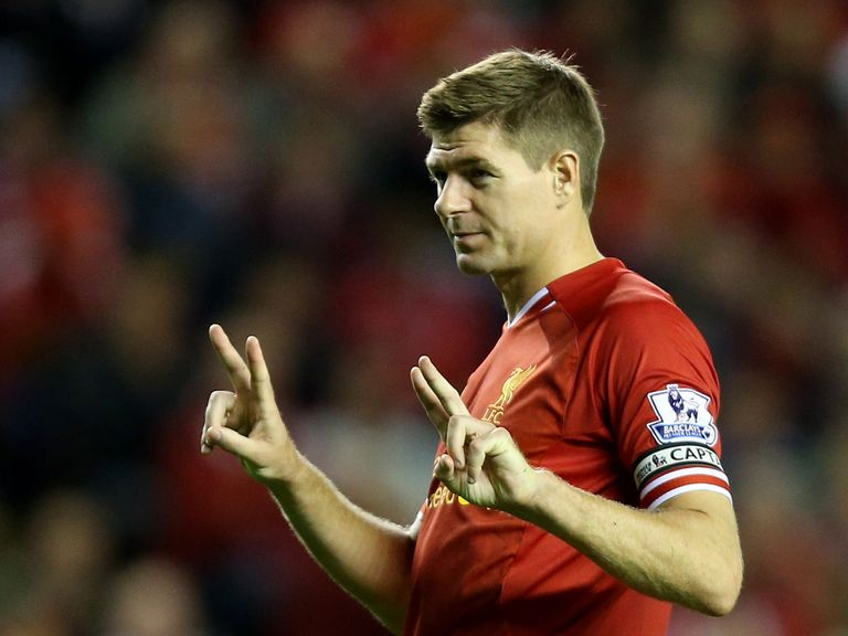Steven Gerrard: Keen to be a Liverpool manager one day