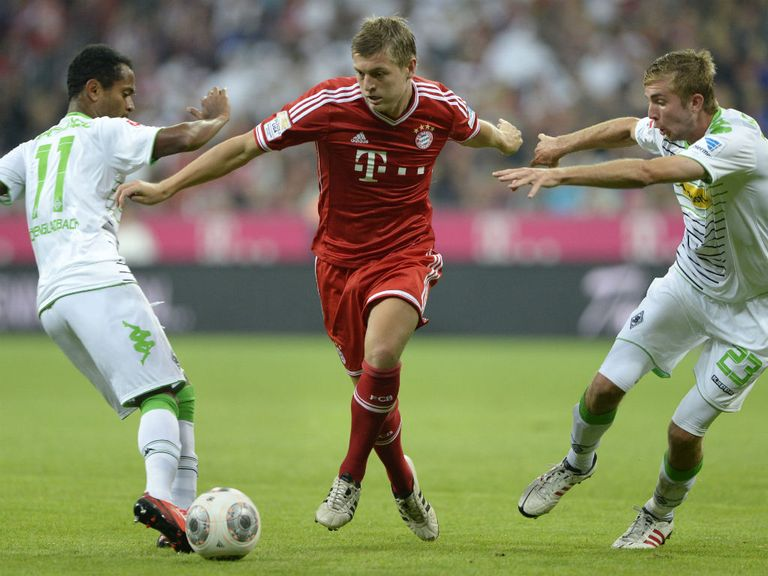 Toni Kroos: Bayern Munich future in doubt