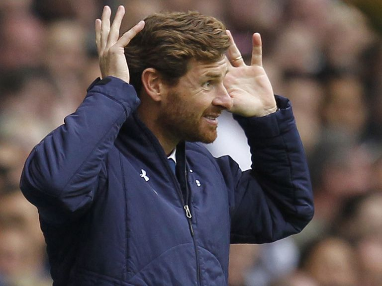 Villas-Boas: Plenty of fixtures coming up