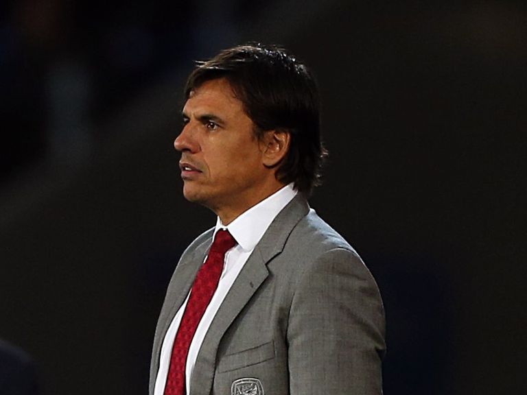 Chris Coleman: Under pressure as Wales boss