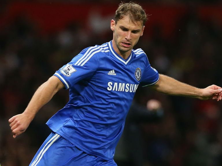 Branislav Ivanovic: Eager to face Liverpool