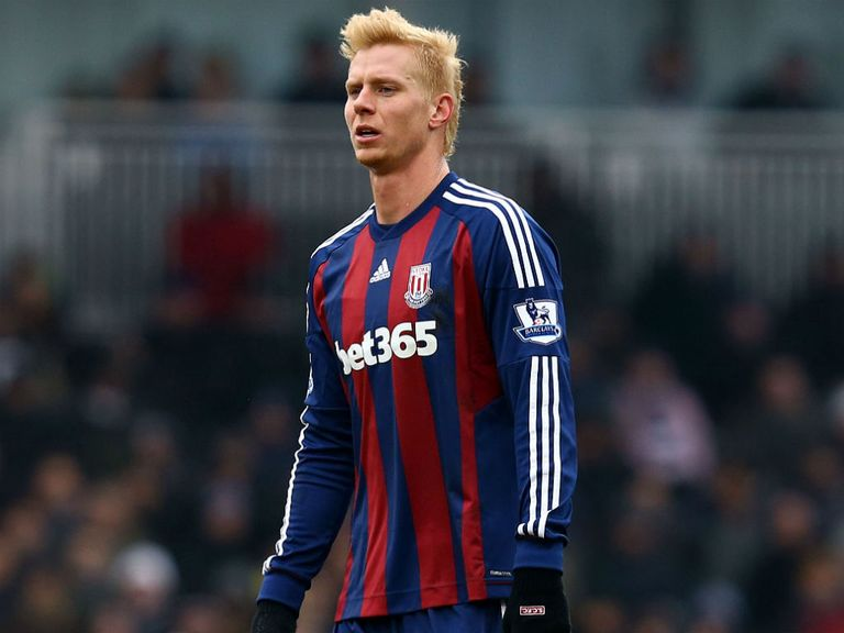 Brek Shea: Leaves Stoke on loan