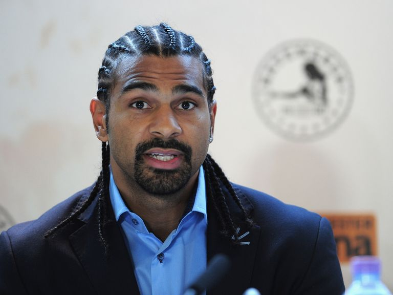 Haye: Happy to confirm date for rearranged Fury clash
