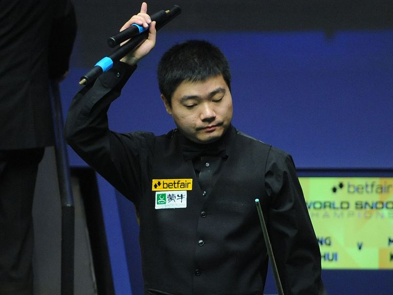 Ding Junhui: Came out on top 10-6 in final
