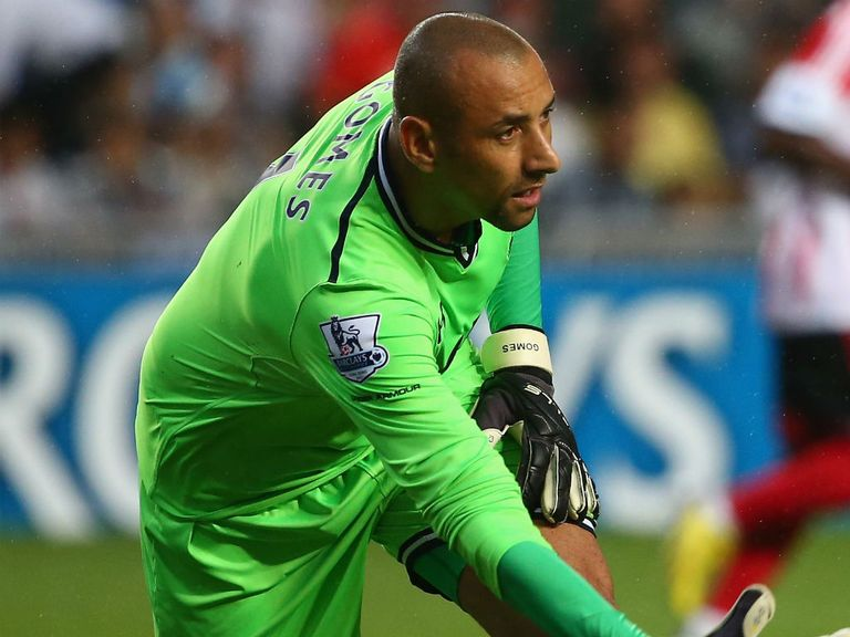 Heurelho Gomes: Has agreed terms with Watford