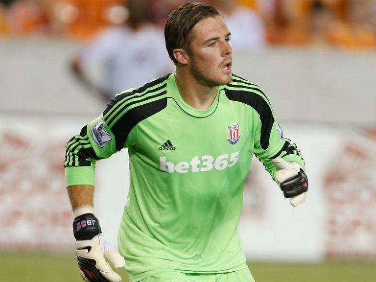 Jack Butland: Barnsley loan move
