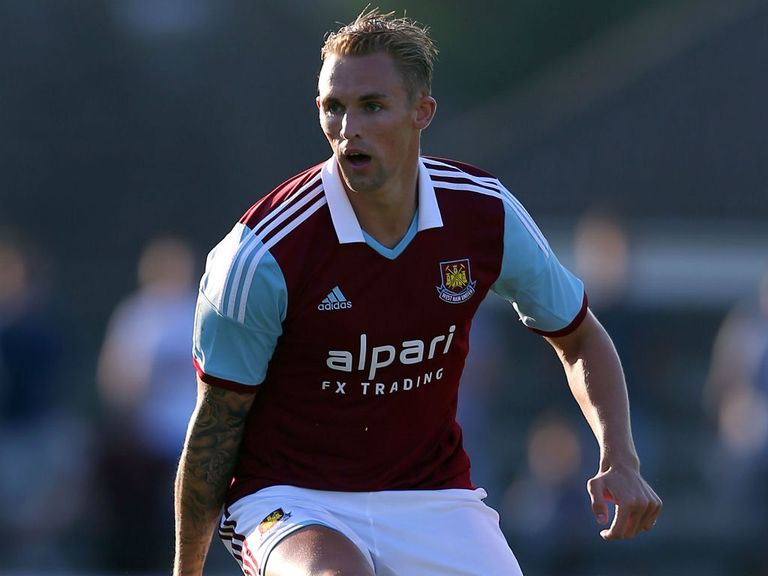 Jack Collison: On his way to Bournemouth