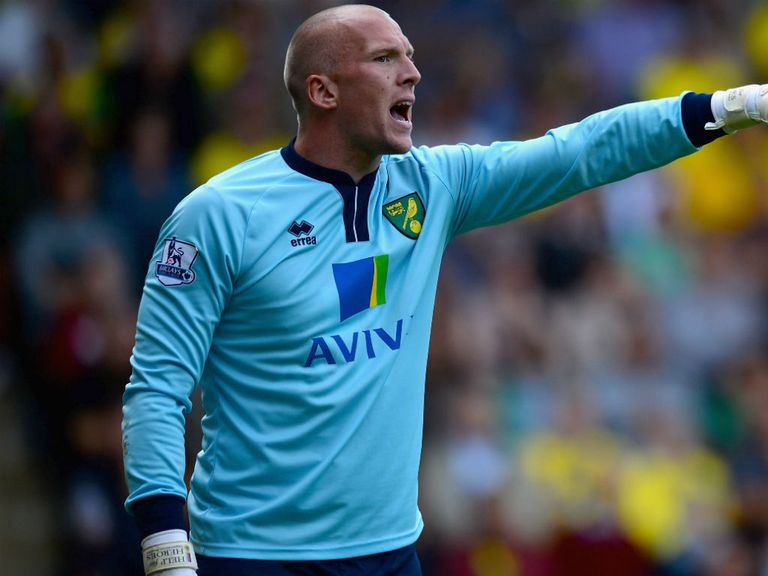 John Ruddy: Extends Norwich stay