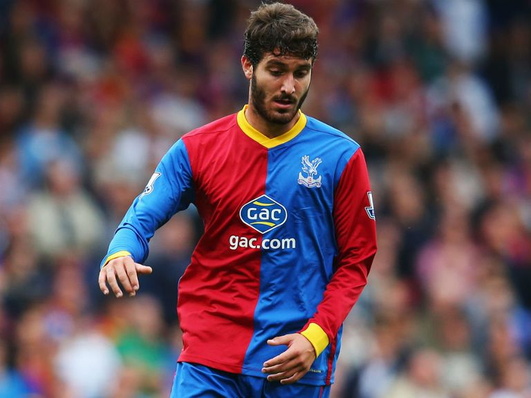 Campana: Joined FC Nurnberg on loan from Crystal Palace