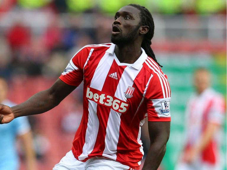 Kenwyne Jones: Stoke striker remains part of Mark Hughes' plans
