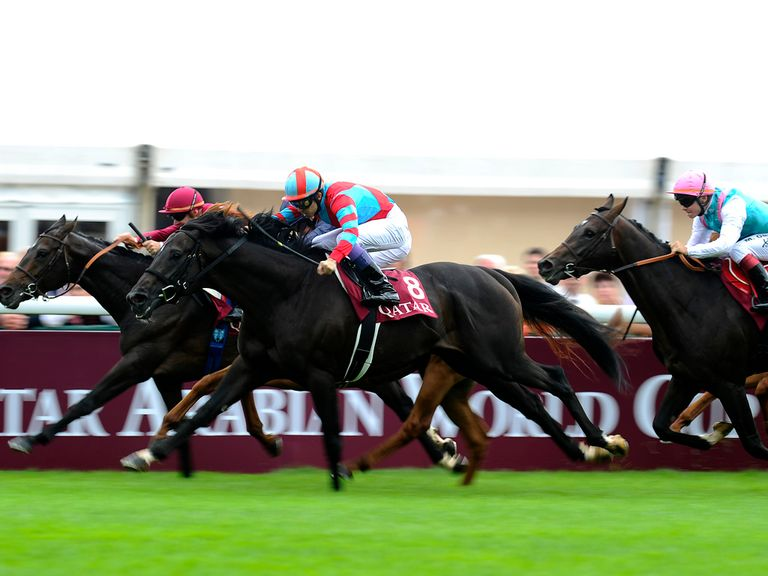 Kizuna: Alex's main fancy for Sunday's Arc