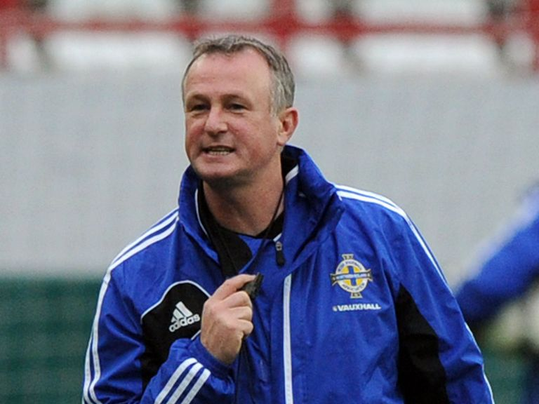 Michael O'Neill: Match against Israel this evening