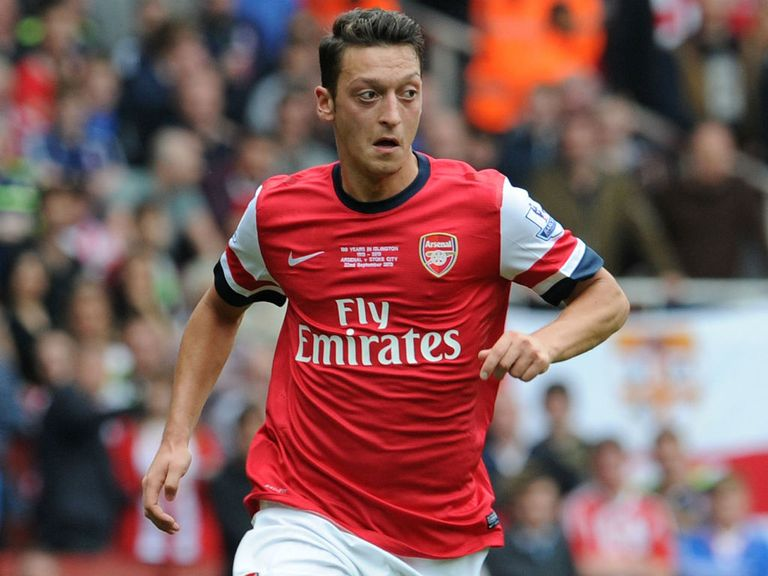 Mesut Ozil: Has impressed already for Arsenal