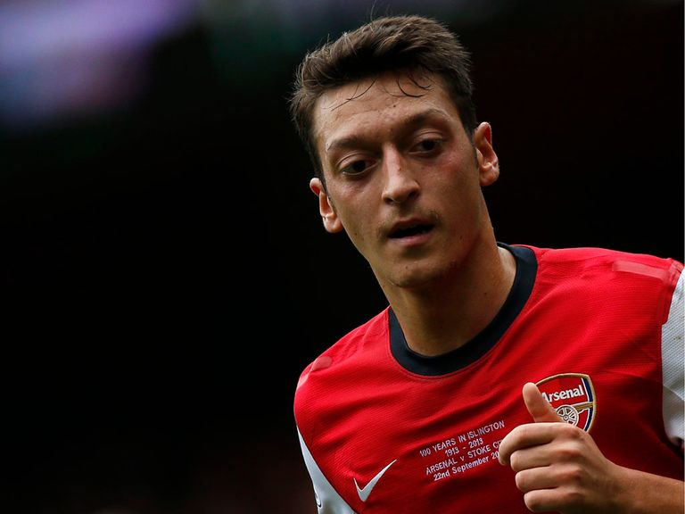 Ozil: Not getting carried away just yet