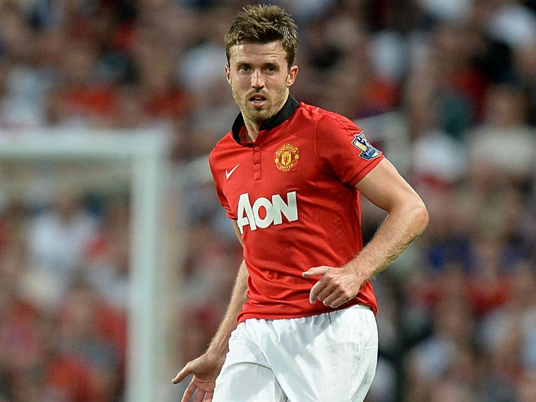 Michael Carrick: Ready for Sunday's Manchester derby
