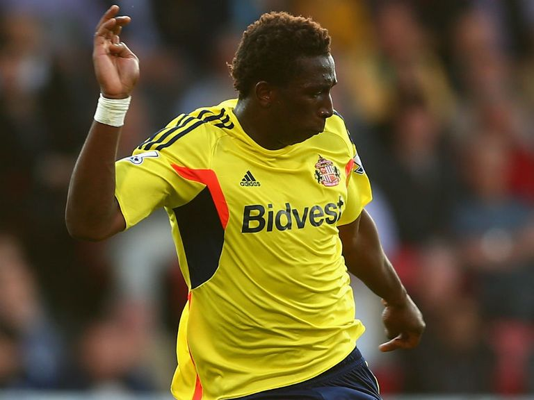 Modibo Diakite: Struggled to make an impression at Sunderland