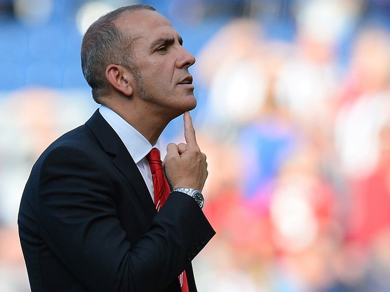 Paolo Di Canio: Rules out a return to Lazio