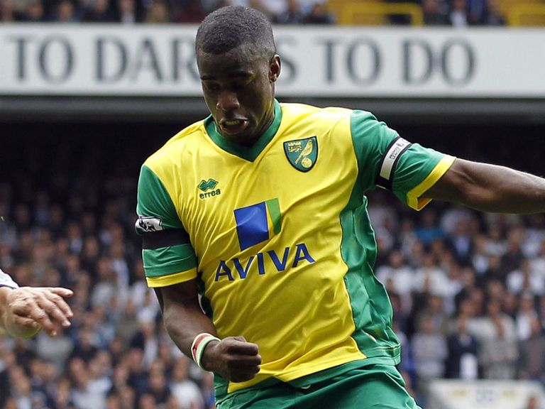 Sebastien Bassong: Staying at Norwich