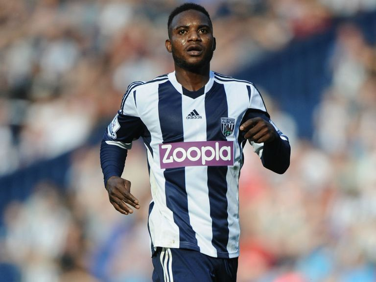 Stephane Sessegnon: Banned from driving for 20 months