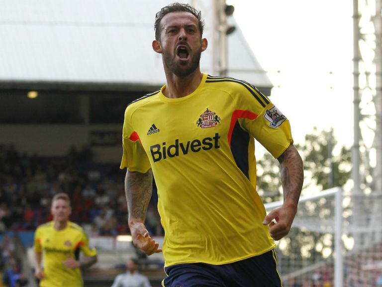 Steven Fletcher: Carries the main goal threat for Sunderland