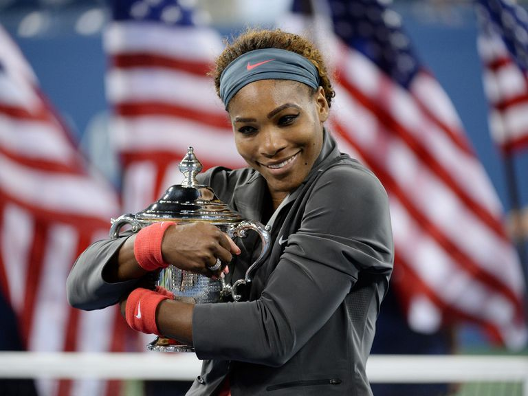 Serena Williams: Australian Open favourite